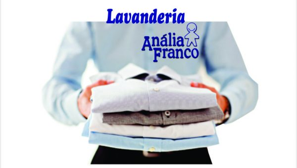 LAVANDERIA ANÁLIA FRANCO NA AT REVISTA